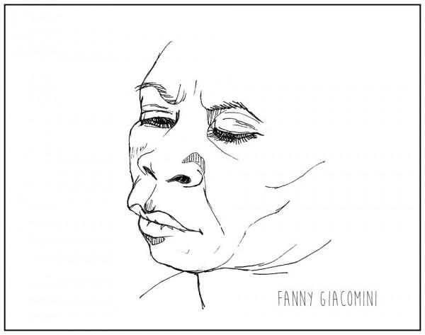 portrait vieille femme