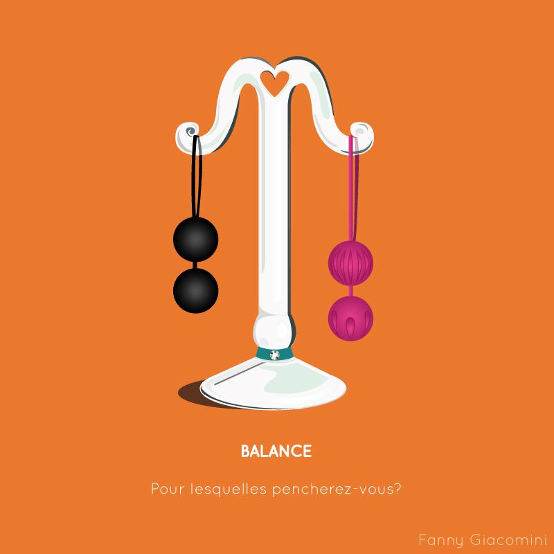 horoscope des jouets coquins illustrator