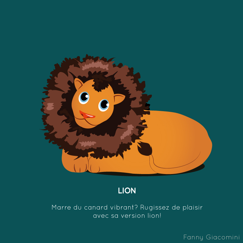 horoscope-fanny-giacomini-illustratrice-lyon-lion