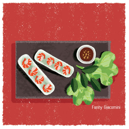 fanny-giacomini-food-drawing-rouleaux-printemps