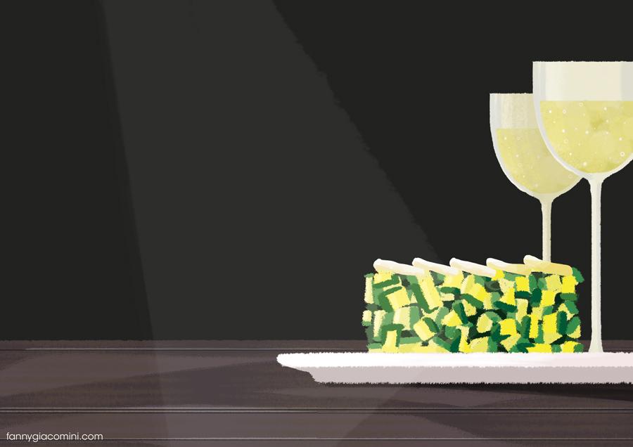 recettes aphrodisiaques illustrateur lyon