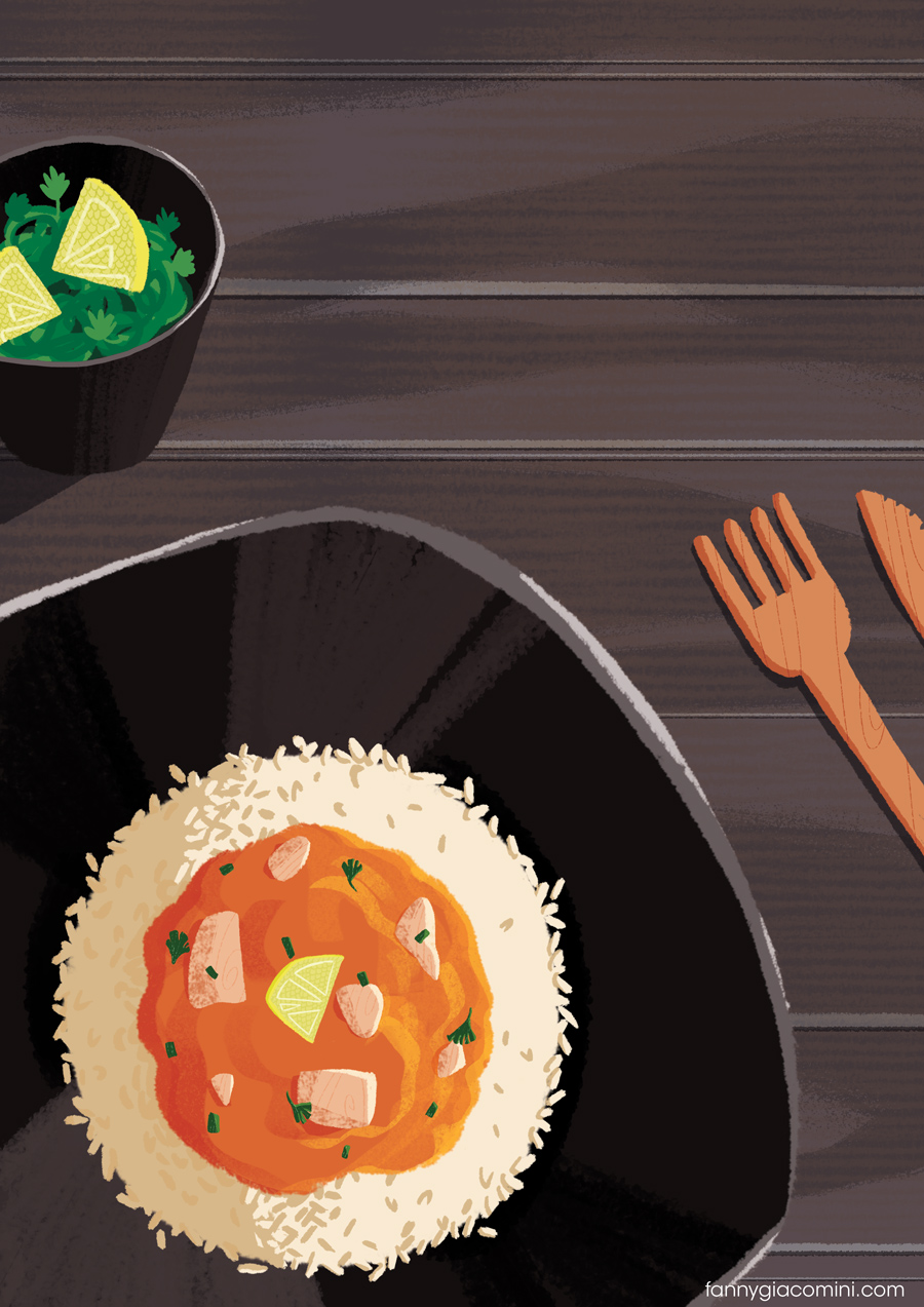 Magazine – rubrique cuisine