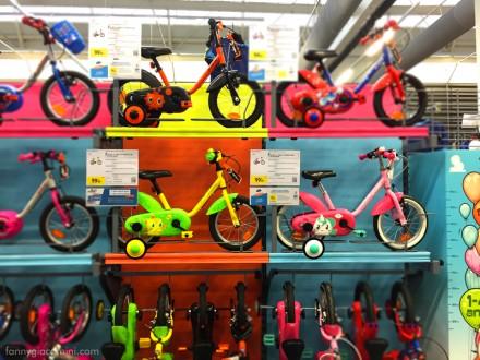 Vélos enfants pour la marque B'TWIN (DECATHLON)
