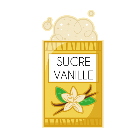 Dessins pour application recettes de cuisine mucochef les laboratoires mylan - Vanille dessin ...