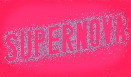 Lettering – Supernova