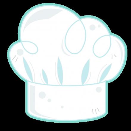 Dessins pour application recettes de cuisine MucoChef – les laboratoires MYLAN