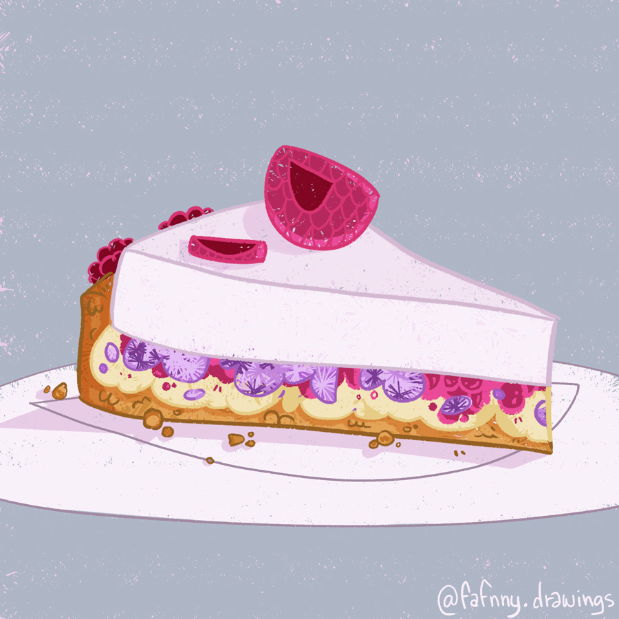 gateau-patisserie-lille-freelance-dessin-dessinateur-dessert-food-illustration