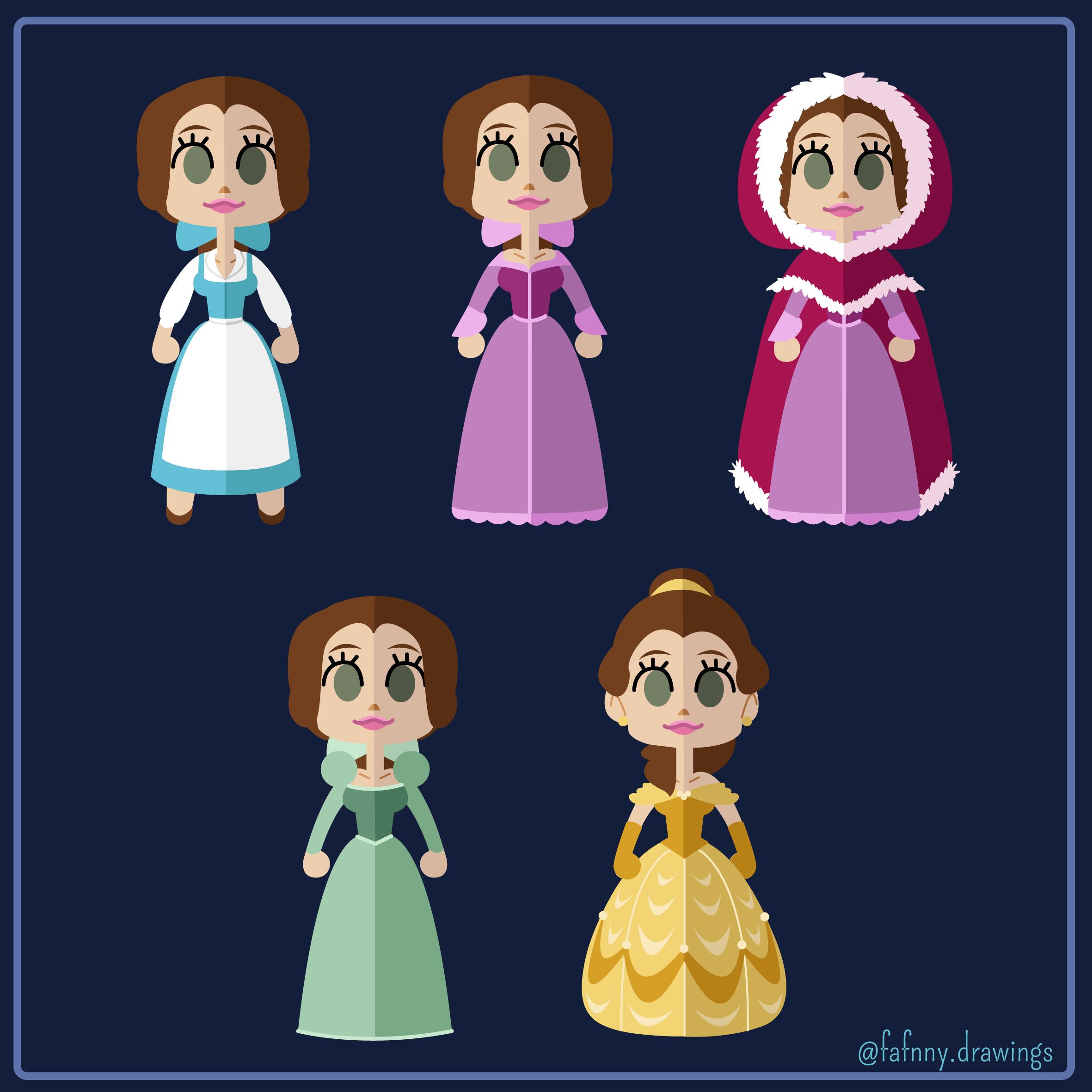 Heroïne Disney – Belle