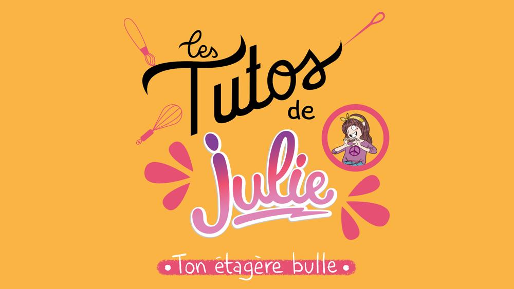 Magazine JULIE – TUTO «Ton Etagère Bulle»